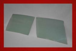 Kunststoff Türscheiben 914 5 mm in blau getönt
