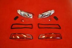 Blinker Komplett Set für Porsche 911 69-73 (EU /...