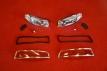 Blinker Komplett Set für Porsche 911 69-73 (US / Chrom) - Paar