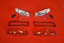 Blinker Komplett Set für Porsche 911 69-73 (US /...