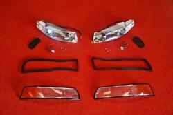 Blinker Komplett Set für Porsche 911 69-73 (IT /...
