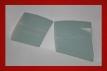 Lightweight door window 911 / 964 / 993 3 mm green tinted