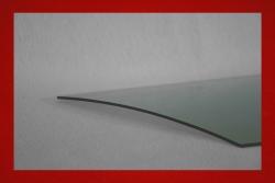 Lightweight door window 911 / 964 / 993 5 mm green tinted
