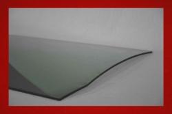 Lightweight door window 911 / 964 / 993 5 mm grey tinted