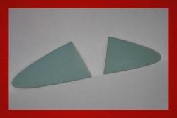 Lightweight rear quarter windows for aero frames 911 /...