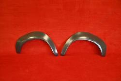 Stahl Verbreiterungen 2,8 RSR - vorne