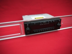 "Dashboard Trim ""Singer Style"" with DIN radio slot"