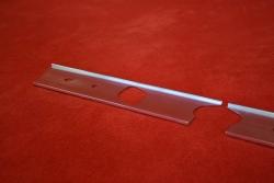 Armaturenbrett Blende (Aluminium) 911 (69-73) - Linkslenker (Radio)