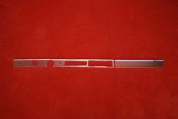 Armaturenbrett Blende (Aluminium) 911 (69-73) - Linkslenker (Klima)