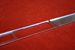 Dash trim kit (aluminium) 911 (69-73) - RHD (radio)