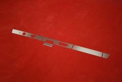 Armaturenbrett Blende (Aluminium) 911 / 912 (1966) - Linkslenker (Radio, Zigarettenanzünder, Aschenbecher)