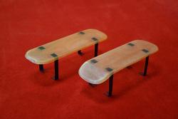 Rain Shields für 911 R / ST / 906 und 914-6 GT