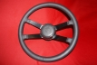 Singer Style steering wheel for 911 (1974-1989) Ø380 mm R / RSR / ST / GT - hub FP long [100 mm]